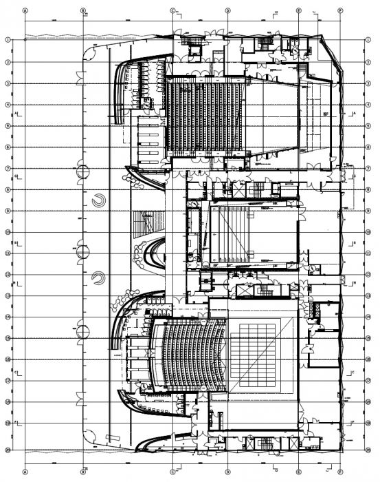 In Progress: Kilden / ALA Architects