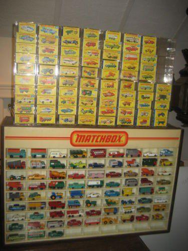 'Matchbox' cars