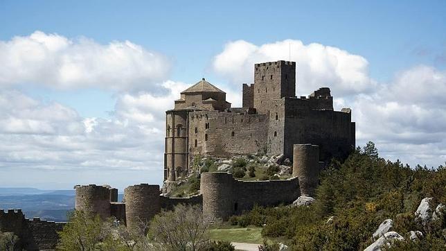 Diez castillos visitables en España - ABC.es CASTILLO DE LOARRE EN HUESCA