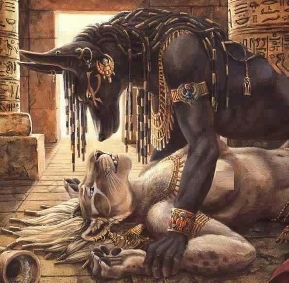 Egyptian God Of Sex 110