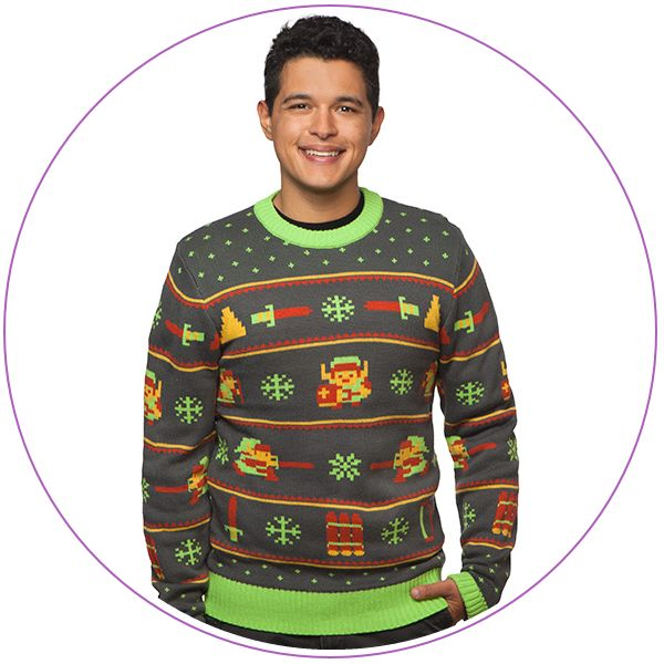 623d262e1f1 Plus Size Ugly Christmas Sweaters - Plus Size Nerd