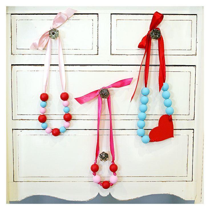 valentine's day necklaces