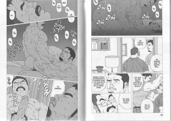 02 Jiraiya - El Novio de mi Padre ( gay - bara )