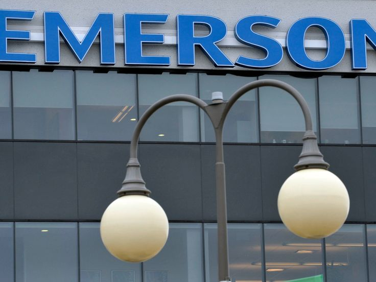 Emerson Electric raises its outlook (EMR)