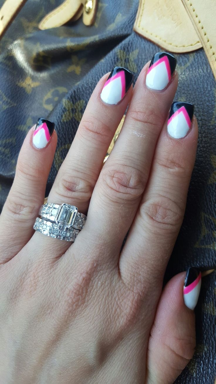 25 best Nail Fancy images on Pinterest | Fancy, French manicures and ...
