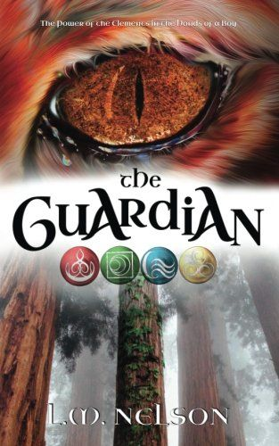 The power of the elements in the hands of a boy. The Guardian by LM Nelson