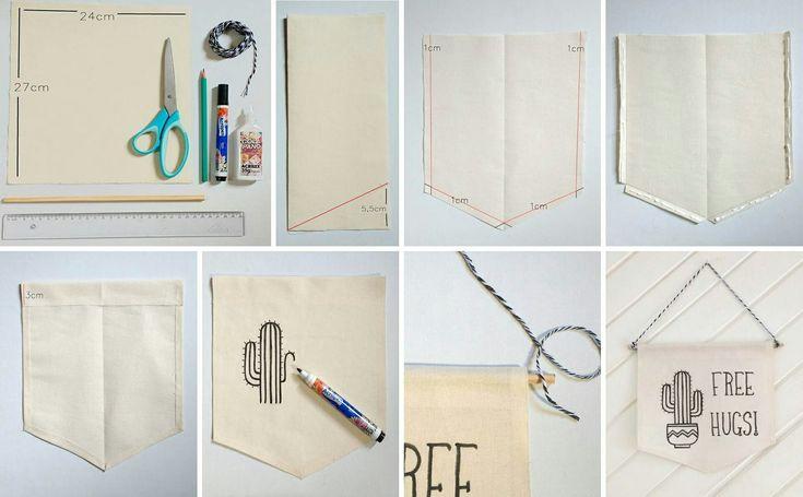 Banner DIY / PAP Flâmula