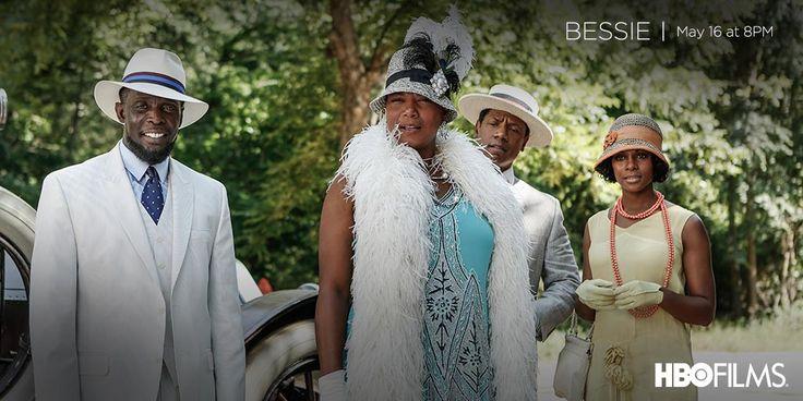 Bessie Smith Queen Latifah Movie | Bessie – Michael K. Williams, Queen Latifah, Tory Kittles and Tika ...