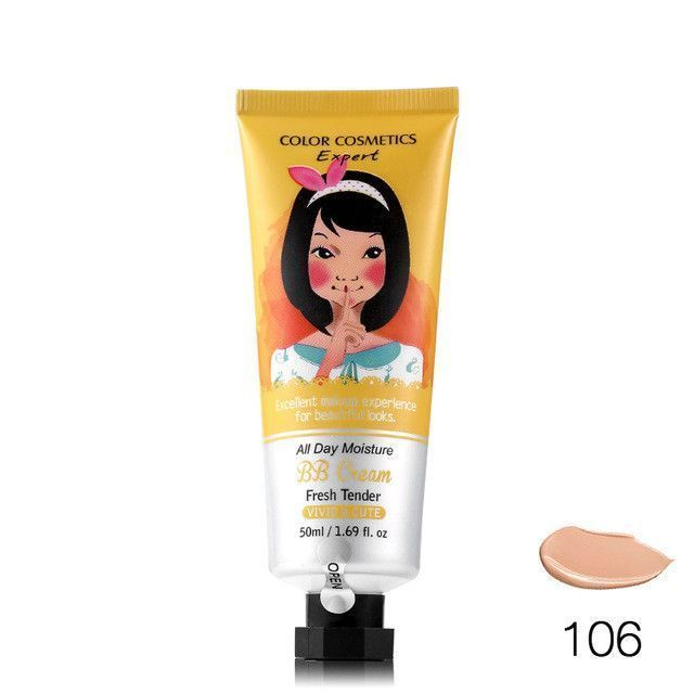 BB & CC Creme koreanische Make-up Gesicht Basis flüssige Foundation Make-up Con…