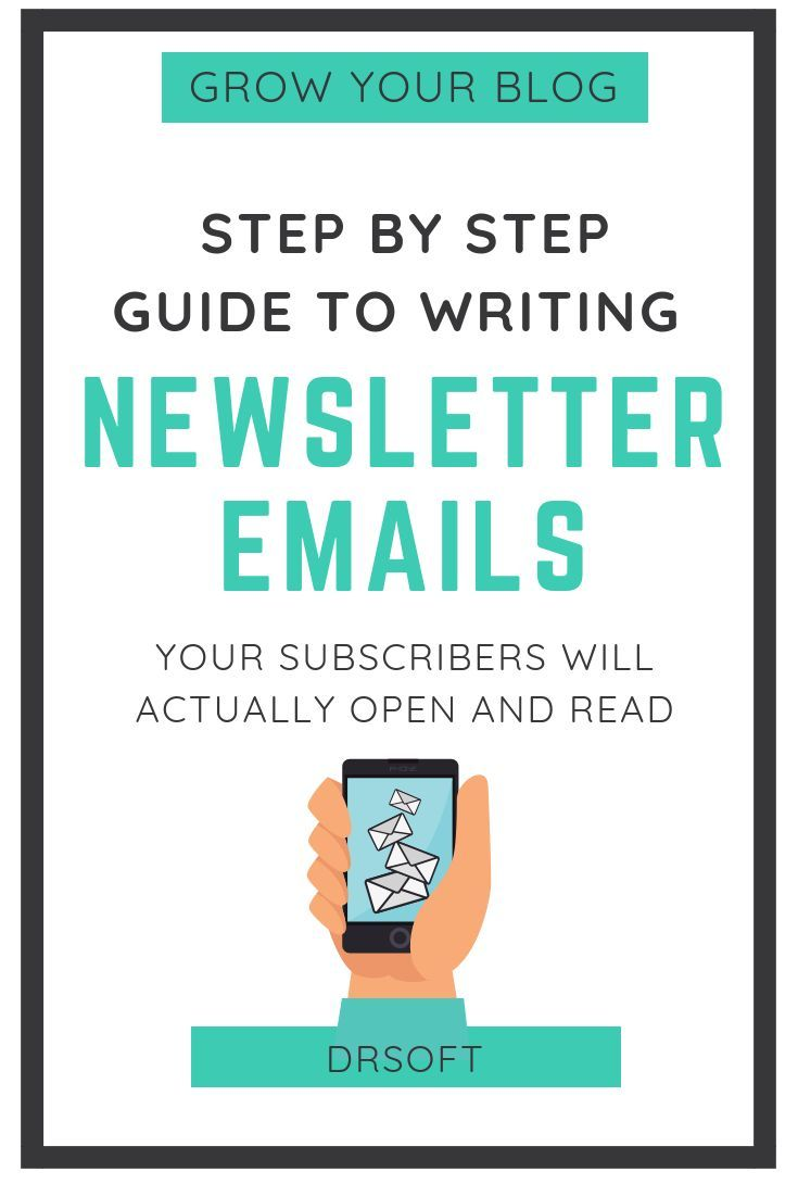 How To Write A Newsletter For Your Blog In 8 Easy Steps