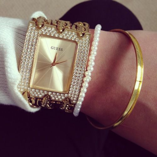 Guess Watch! - GlamyMe