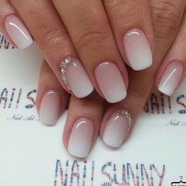 Yay or nay? Gorgeous Bridal Nails
