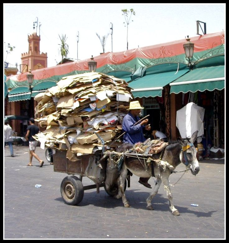 pullable carts marrakesh - Google Search