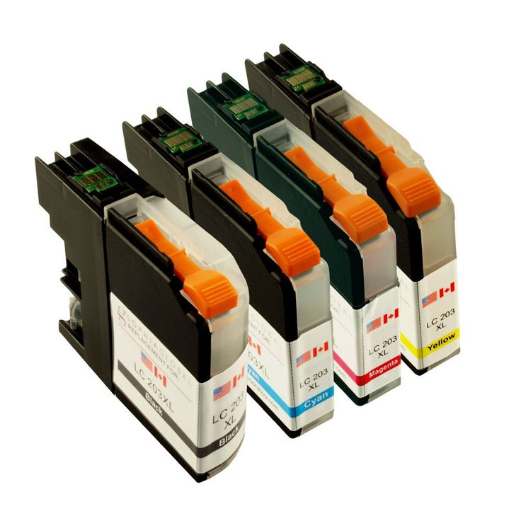 Sophia Global Compatible Ink Cartridge Replacement for LC203XL