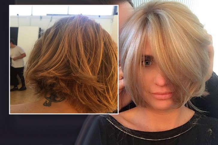Katie Price cuts her hair VERY short - unveiling sophisticated new bob