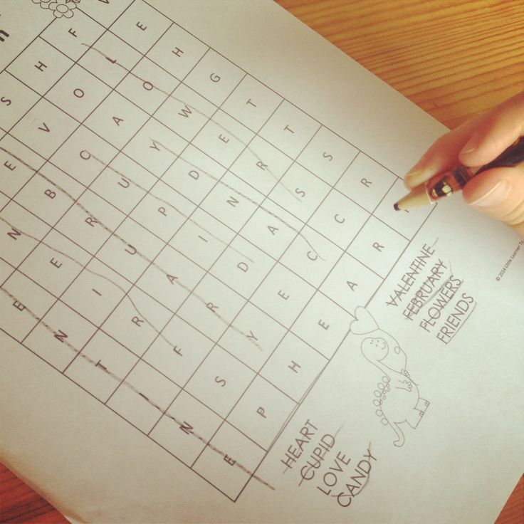 how to create a word search