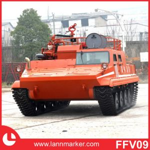 Tracked Forest Fire Fighting Truck - China Fighting Truck, Fire ...