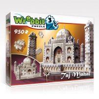 Puzzle 3D Taj Mahal - 950 elementów - złóż jeden z nowym siedmiu cudów świata  #puzzle #puzzle 3d