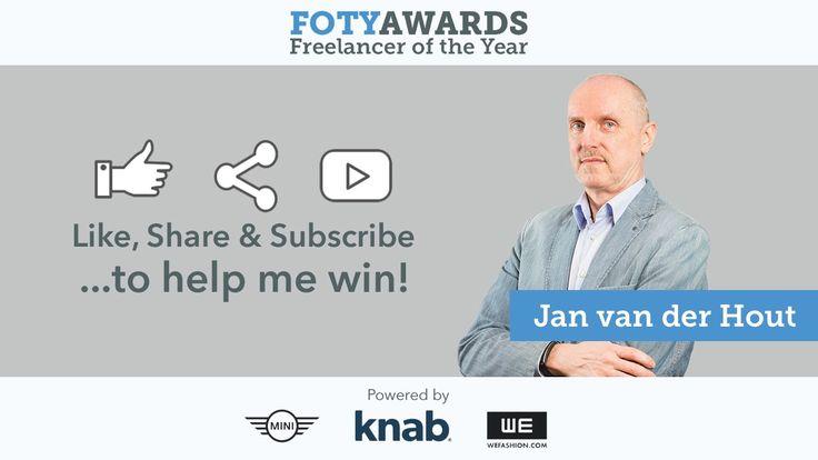 FOTY Awards | Jan van der Hout (finalist)