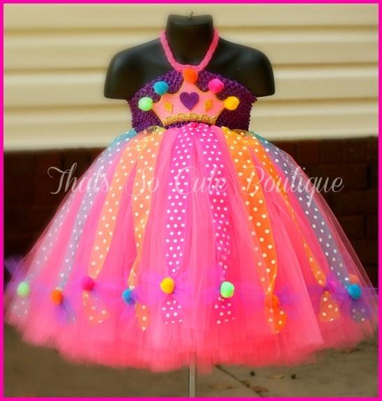Party Princess Tutu Dress