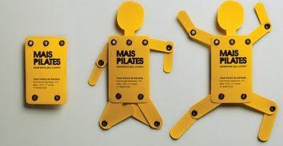 Creative and Unique Business Card Designs (20) 12