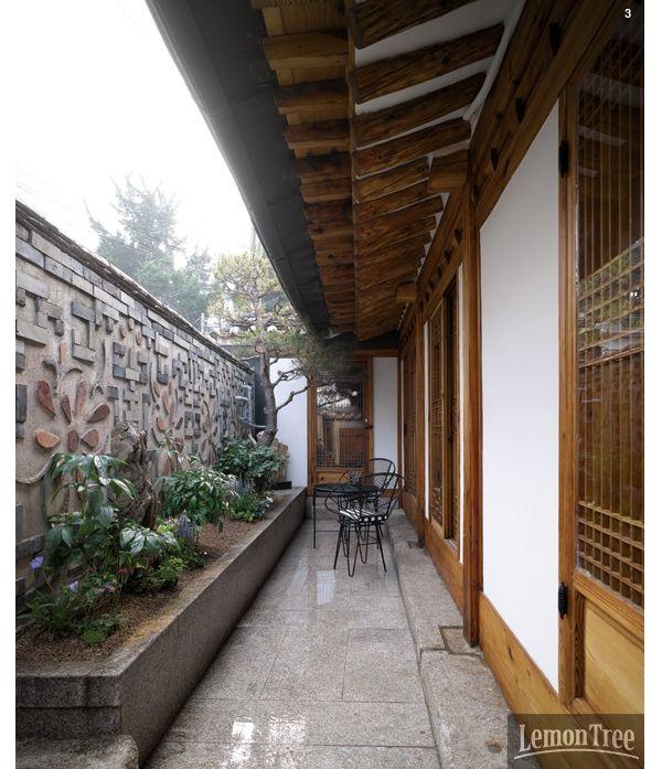 모던 한옥, 여덟 개의 힐링 정원 이야기| Daum라이프