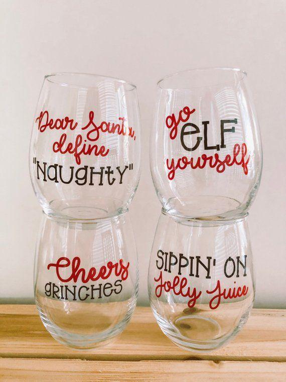 Plus Size Angel Graphic Sweatshirt Diy Wine Glasses Christmas Wine Glasses Christmas Wine Funny