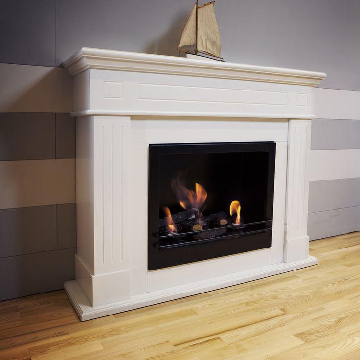 Fjørde & Co Harvard Fireplace