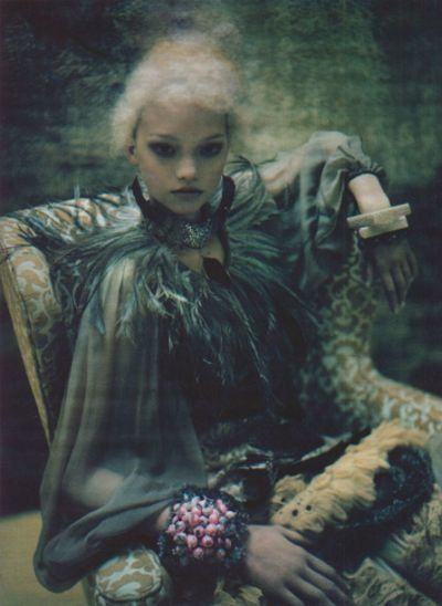Paolo Roversi. 'Flight of Fancy', W magazine