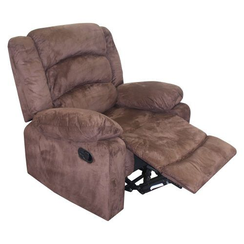 Relax after a long day with the James Recliner. Made from Fabric Materials, the James Recliner manually operates with ease to allow you to put your feet up at the end of the day. Other colours available.