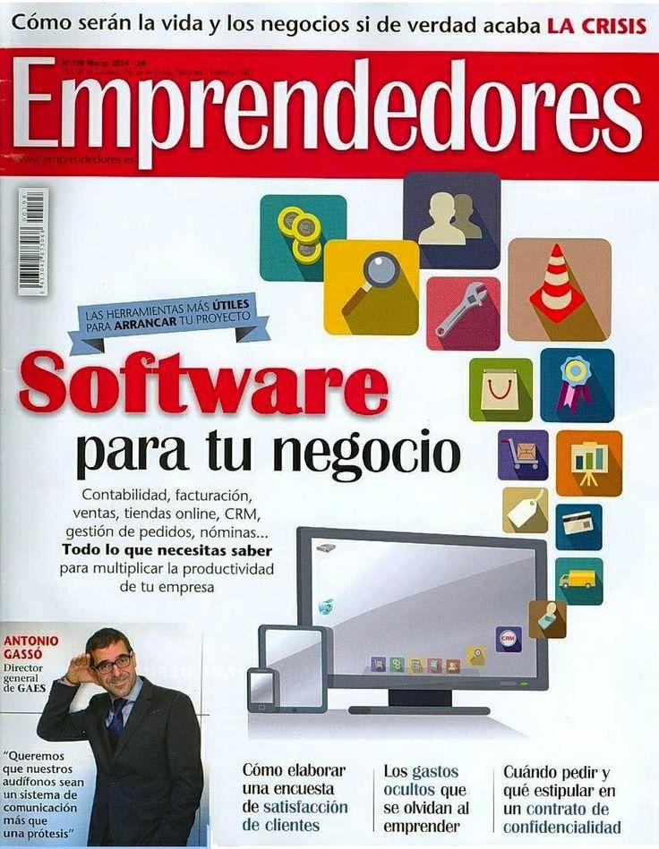 NEGOCIOS (Emprendedores : N° 198, marzo, 2014) Revisa la tabla de contenido de la revista: http://www.emprendedores.es/revista/emprendedores-marzo-2014