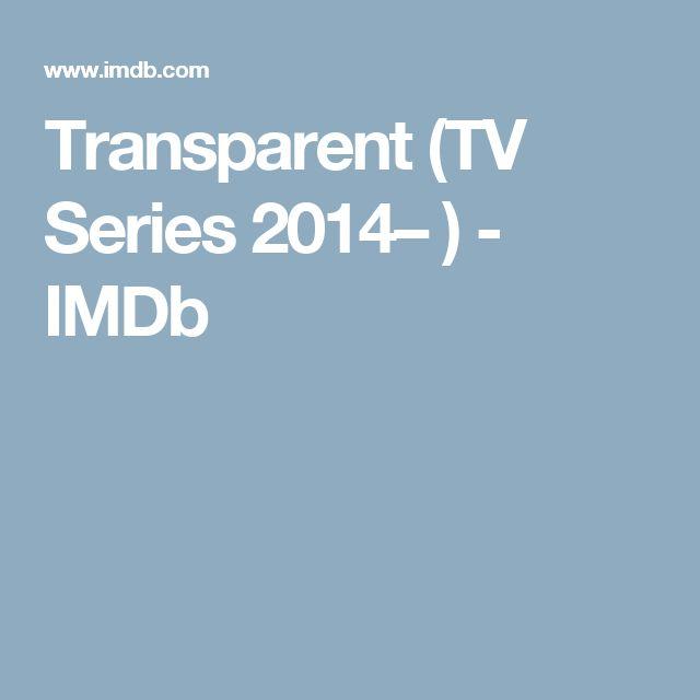 Transparent (TV Series 2014– ) - IMDb