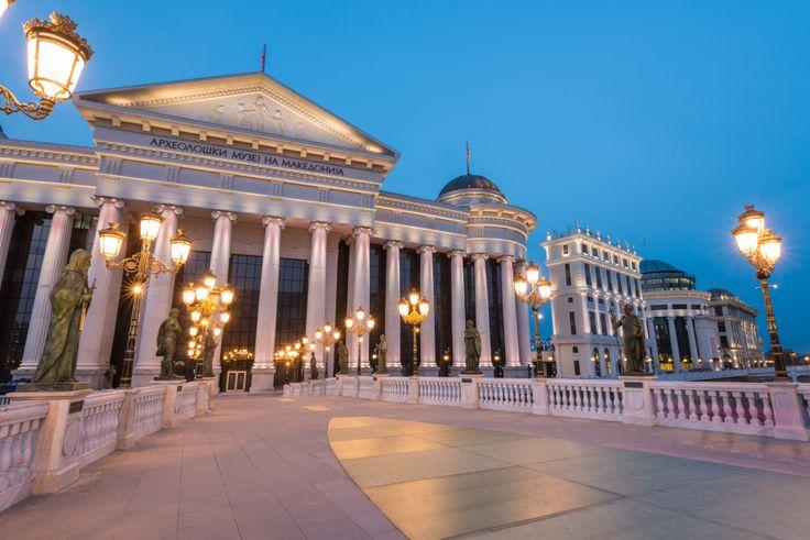 Skopje, Macedonia http://www.kensingtontours.com/
