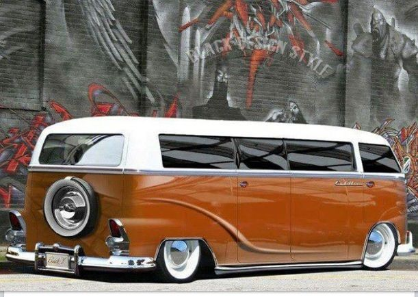 Custom Vw Bus School Bus Greyhound And More Buses