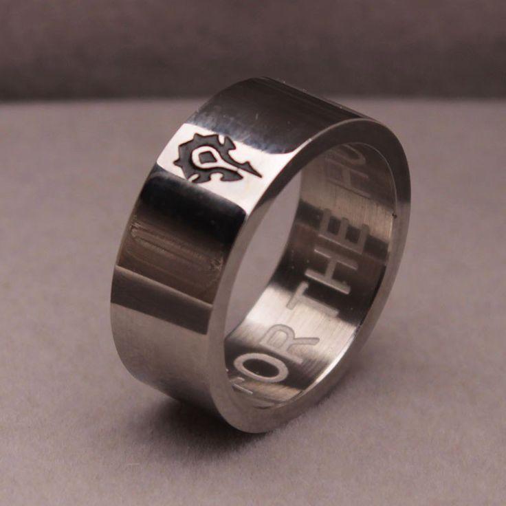 WOW Ring HORDE