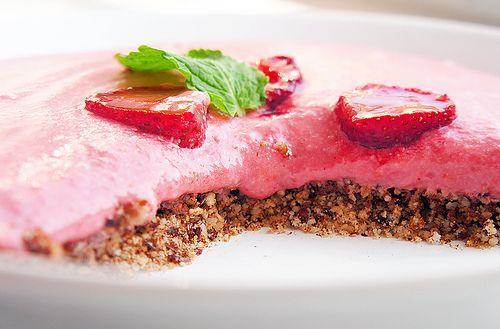 Клубничный десерт | Salatshop ♥ You