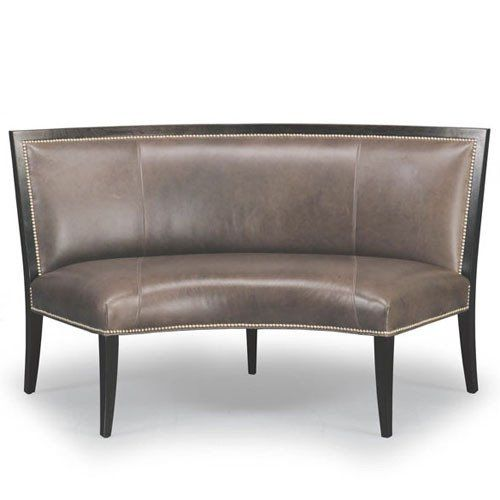 Liliana Curved Dining Banquette