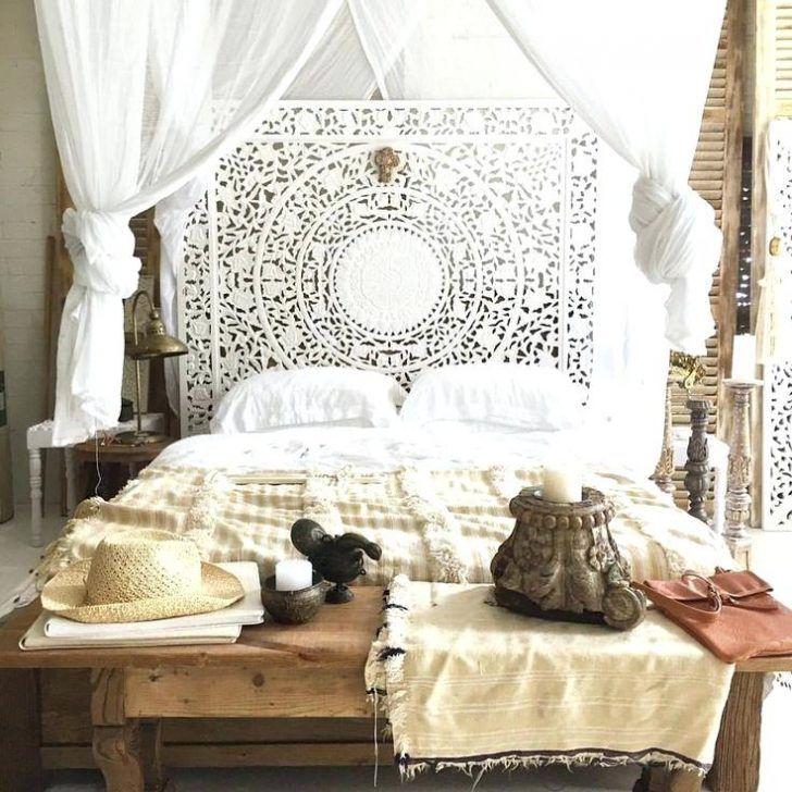 Moroccan Bed Frame | Bohemian bedroom decor, Moroccan ...