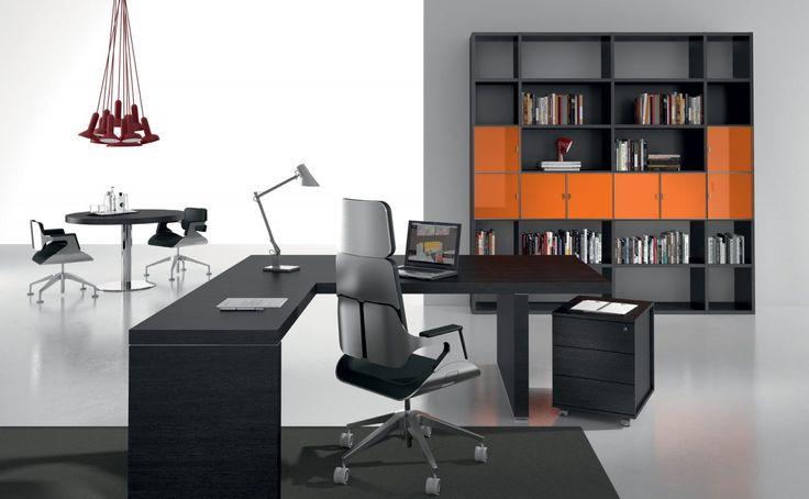 Best Designer Modern Executive Office Furniture Desks Images On