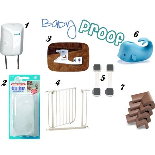 10 Best Baby Proofing Images On Pinterest Childproofing