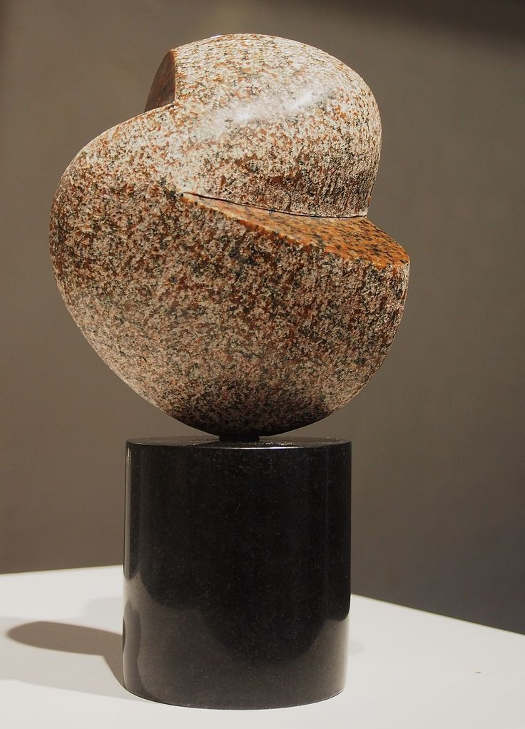 """Untitled A"" by Søren Schaarup granite"