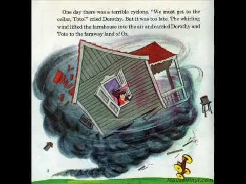 The Story of The Wizard of Oz Read Along - YouTube