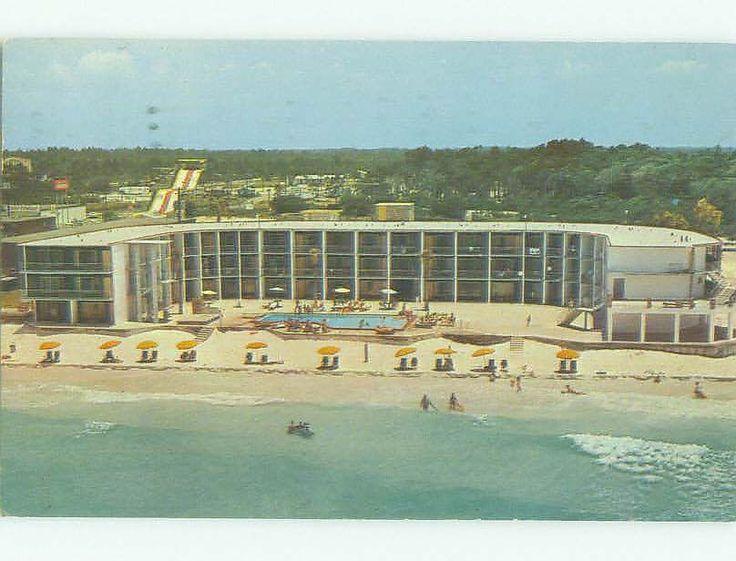 Pre-1980 AMERICANA MOTEL West Panama City Beach FL HQ2251