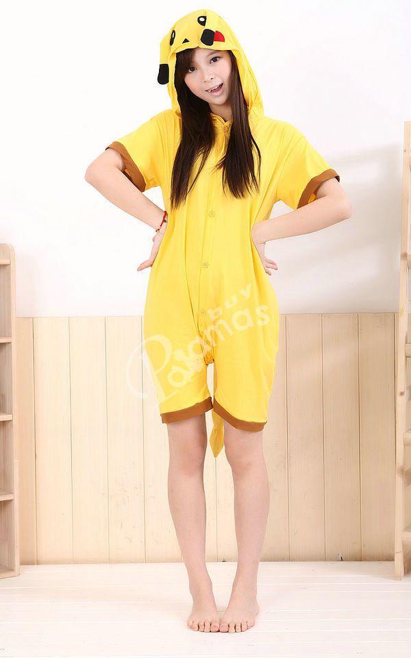 PajamasBuy - Pikachu Pajamas Animal Onesie Hoodie Kigurumi Short Sleeve christmas, $20.62 (http://www.pajamasbuy.com/pikachu-pajamas-animal-onesie-hoodie-kigurumi-short-sleeve-christmas/)