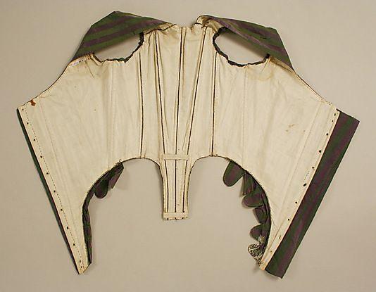 Round gown  Date: ca. 1795 Culture: Italian Medium: silk, linen