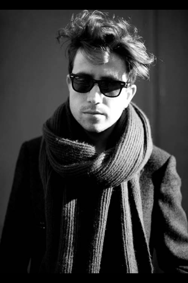 Nick Grimshaw, I find him so amazing for some unknown reason!