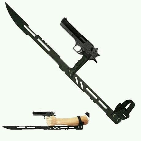 Dis wil be my apocalypse weapon .