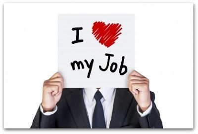Найти любимуя работу