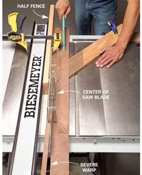 Table Saw Tips and Tricks - Step by Step | The Family Handyman