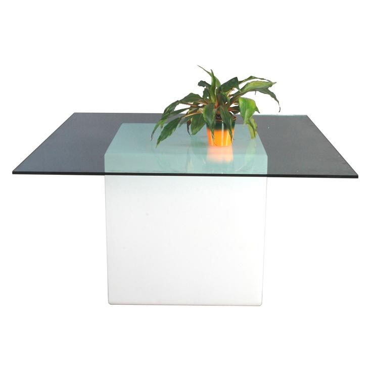 Slide mesa de jard n con luz square mesa de jard n con luz for Jardin de luz